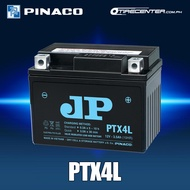 HOT PINACO JP 4L VRLA Motorcycle Battery 12V-3.5Ah 113x70x85mm For MIO SOUL   Skydrive   Sniper 150
