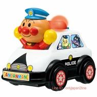 【真愛日本】17021000013警車玩具-ANP    電視卡通 麵包超人 細菌人 兒童玩具 正品 限量