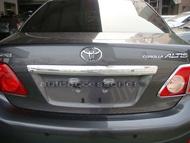 TOYOTA 豐田 ALTIS 08-10 鍍鉻 電鍍 後箱飾條 後車廂飾條 精品 配件 改裝