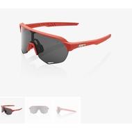拜客先生-【100%】S2 Soft Tact Coral Smoke Lens珊瑚紅 煙燻灰鏡太陽眼鏡 風鏡 限量新品