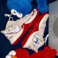 """耐克 Nike Kyrie 5 EP \""""BANDULU\""""潑墨涂鴉"""