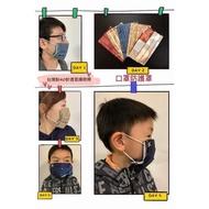 (預購)台灣布-40支透氣精梳棉口罩防護罩💛💛(不含口罩)