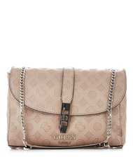 Luxury Fashion | Guess Womens HWSG7398180LATTE Pink Shoulder Bag | Fall Winter 19