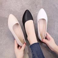 รองเท้าคัชชูผู้หญิง รองเท้าทำงานหญิง GM046 คัชชูผู้หญิง คัชชูแฟชั่น รองเท้าคัทชูแฟชั่น  รองเท้าส้นเตี้ย