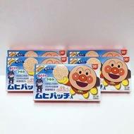 日本 麵包超人止癢貼 38入