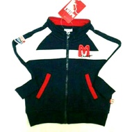 Baju sweater baby boy new Padini Miki blue 6 - 12 Month