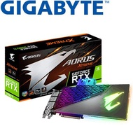 GIGABYTE技嘉 AORUS GeForce RTX 2080 Ti XTREME WATERFORCE WB 11G 顯示卡