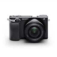 SONY ILCE6100L  電動變焦鏡頭SELP1650組 , 送副廠座充+64G記憶卡