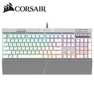 CORSAIR 海盜船 K70 RGB MK.2 SE 機械式電競鍵盤 銀軸 英文