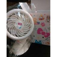 Hello Kitty 45週年限量夾扇