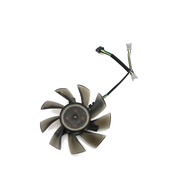75MM FD8015H12S 12V 0.32A RadeonVII replace Cooler Fan For Amd Xfx Radeon VII Graphics Video Card Cooling Fan