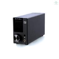 SMSL AD18 HIFI數字音頻放大器全數字解碼功放器80W + 80W音箱功率放大器藍牙4.2 NFC感應支持US