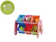 【YUDA】樹德櫃 MN-HA06  玩具收納箱 / 多功能置物箱 / 收納箱