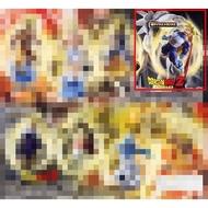 轉蛋盒玩dragonball七龍珠 大蛋場景 15代 賽亞人特南克斯 彩版