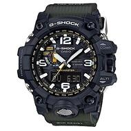 CASIO G-SHOCK/強悍有力征服電波動運腕錶/GWG-1000-1A3DR