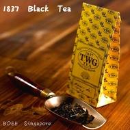 TWG: 1837 BLACK TEA (CLASSIC BLACK TEA) - LOOSE LEAF TEAS 50g (GIFT)