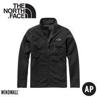 【The North Face 美國 男 防潑水防風軟殼外套 《黑》】 3VSF/保暖外套/防風外套