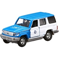 【TOMICA】NO.044 豐田 LAND CRUISER JAF(多美小汽車)