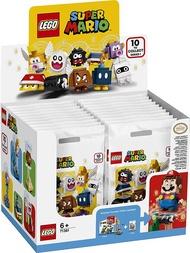 LEGO 樂高 超級馬里奧 角色套裝 (Box) 71361