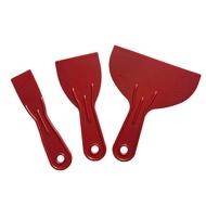 3pcs Job Done Small Large Easy Clean Spatula Putty Hand Tools Spreader Filler Reusable Scraper Set