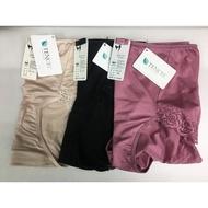 LAVIEN 拉維恩 韓國製 TENCEL 天絲棉 內褲 女內褲 蕾絲 中腰 三色任選