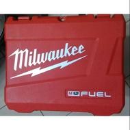 #米沃奇 美沃奇 M12 FIWF12/2555-20 無刷衝擊板手機 工具箱 空箱