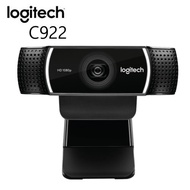 Logitech羅技 C922 FHD網路攝影機webcam  自動對焦校正 雙麥克風