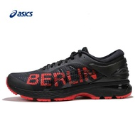 ASICS kayano 25 Berlin Marathon memorial limited edition Darth Vader 1011A021 cross country running shoes cushioning shoes sneakers soft bottom