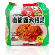 韓國 不倒翁OTTOGI 蕃茄起司義大利麵 5入