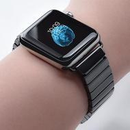 夯貨折扣! 適用apple watch錶帶蘋果手錶錶帶2/3/iwatch4代不銹鋼運動38/40/