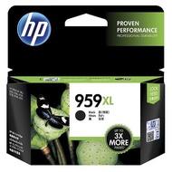 【免運費】HP NO.959XL 高容量 原廠黑色墨水匣 L0R42AA 適用 7740/8210/7720/7710