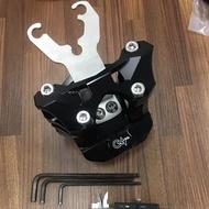 GOWORKS SYM DRG 158 ABS 鋁合金龍頭座 把手