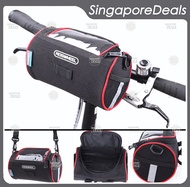 [BZ][J9] ROSWHEEL BAG electric scooter bag Inokim Speedway bicycle accessories bike accessies bicycle tail light bike head light