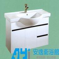 高級浴室櫃 浴櫃 寬度 120cm 升級304不鏽鋼絞鍊 6015 120