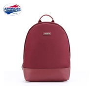 American Tourister/american tourister Korean Style Backpack Female New Style Black Travel Simple Fashion Small Bag BX8