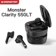 🇹🇼台灣現貨⚡️當天寄出🔥 魔聲 Monster 正版 藍牙耳機 Clarity 550LT 防水 降噪 立體聲