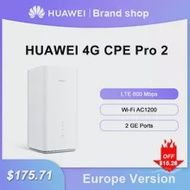 Unlocked Huawei 4G CPE Pro 2 router 4g sim card B628- 265 LTE Cat12 600Mbps wifi repeater B618S-65d Huawei LTE CPE 2.4G 5G