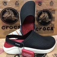 ส่งจากกรุงเทพ Crocs LiteRide Clog แท้ หิ้วนอก ถูกกว่าshop รองเท้าแตะผู้หญิง
