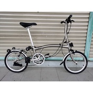 3Sixty Folding Bike [6 Speed] - 2021 Special Edition - [READY STOCK] [Authorised Reseller]