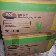 Benih jagung Nk 7328 sumo 1 kg