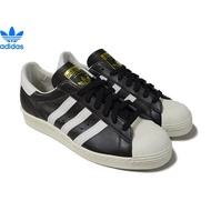 Adidas Originals 愛迪達 Superstar 80s 黑白 金標 奶油底 復古 G61069