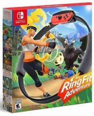 現貨 Switch NS 健身環大冒險 Ring Fit Adventure 國際版支援中文
