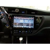 豐田 Toyota Altis 11.5代 WIFI.網路電視.藍芽電話 安卓版螢幕主機