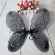 เด็กสาวเด็กสาว Angel Fairy ปีกผีเสื้อฮาโลวีนชุดแฟนซีเครื่องแต่งกาย