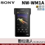 SONY NW-WM1A 128G 頂級音樂播放器 Walkman 數位隨身聽 預購 公司貨 數位達人