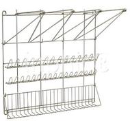 INPHIC-烘焙不鏽鋼擠花袋晾乾架置物架 工具架子