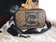 NiceBagOutlet (#COACH #coach1505) Crossbody Bag กระเป๋าสะพายข้าง 🌸งานแท้100% งานหิ้วUSA🌸 RN102408