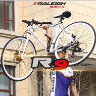 Raleigh British Lanling Shimano Variable Speed speed road bike men and women double disc brake adult light off-road racing