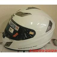 《福利社》SBK  安全帽  X8-R  素色 白色 全罩 X8R  最新款 COOLMAX  全罩帽 安全帽 內襯全可拆洗 雙D扣