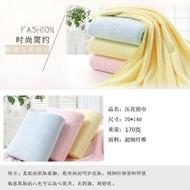超細纖維壓花薄浴巾-清倉價
